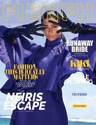 16 Fienfh Magazine April Issue 2021