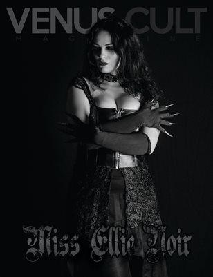 Venus Cult No.36 – Miss Ellie Noir Cover