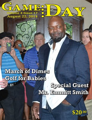 Volume 4 Issue 17 - March of Dimes Golf for Babies
