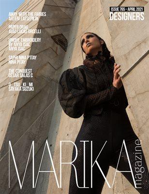 MARIKA MAGAZINE Designers (ISSUE 765 - APRIL)