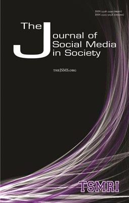 The Journal of Social Media in Society Vol. 5 No. 1