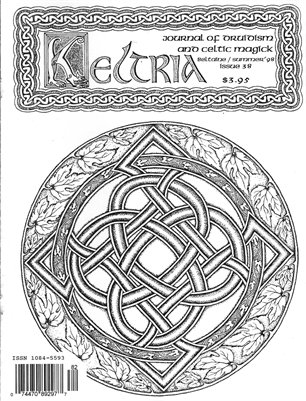Keltria Journal #38 - Beltaine/Summer 1998