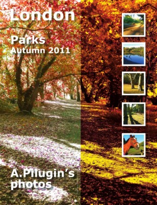 London. Parks. Autumn. 2011.