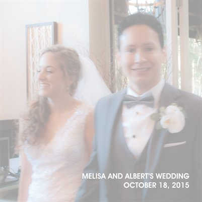 Melisa and Albert Borghese Wedding