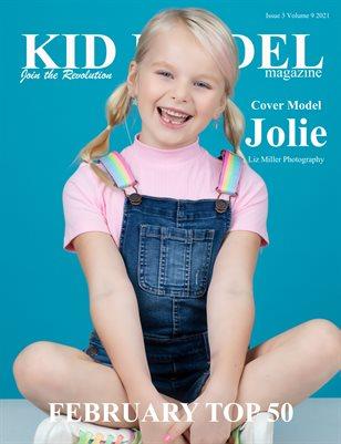 Kid Model Magazine Issue 3 Volume 9 2021
