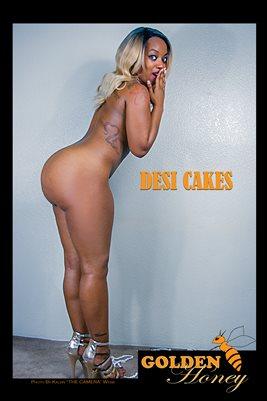 Desi Cakes Poster 2