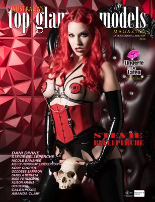 ATGM Lingerie & Latex Special International Edition 2