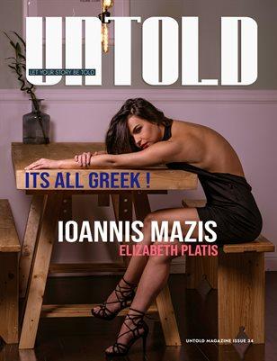 UnTold Magazine    Issue 39