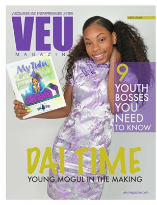VEU Magazine May 2019 Issue