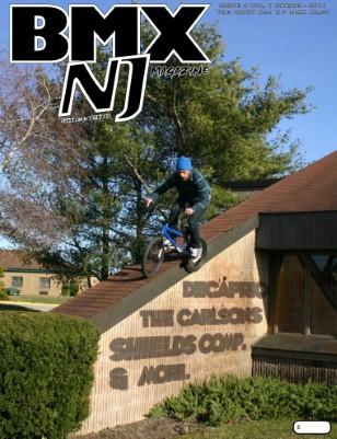 BMXNJ Magazine Issue 4 Spring-Early Summer 2011