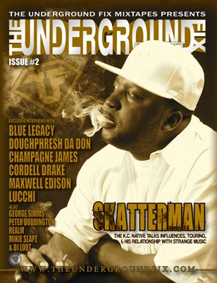 The Underground Fix Magazine Issue # 2