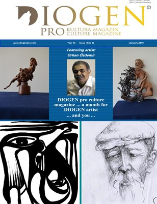 DIOGEN pro culture magazine, No 93, January 2019