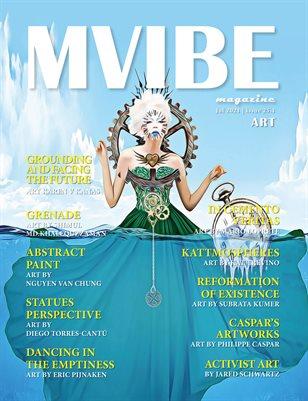 MVIBEmagazine July 2021 issue 25.1 Art