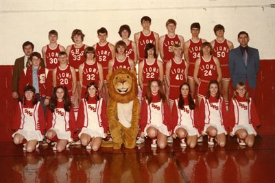 March 7, 1974 Sedalia High School Basket Ball Team, Sedalia, Graves County, Kentucky