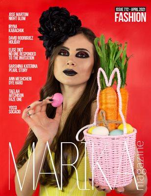 MARIKA MAGAZINE FASHION (ISSUE 772 - APRIL)