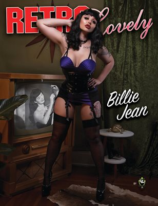 Retro Lovely No.124 – Billie Jean Cover