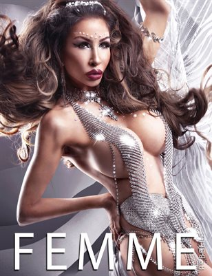 Femme Rebelle Magazine FEBRUARY 2018 - BOOK 1 - Mistress Eve Cover