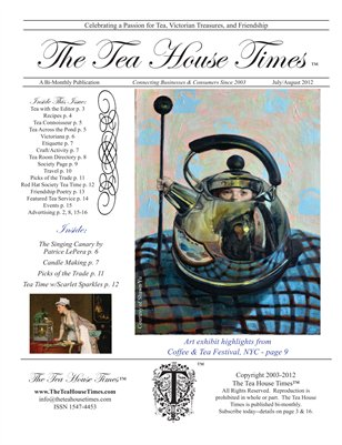 The Tea House Times July/Aug 2012 issue