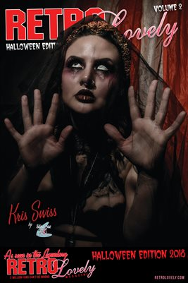 Cover Poster - Kris Swiss