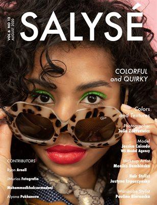 SALYSÉ Magazine | Vol 6 No 12 | AUGUST 2020 |