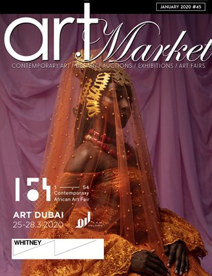 Art Market Magazine January 2020