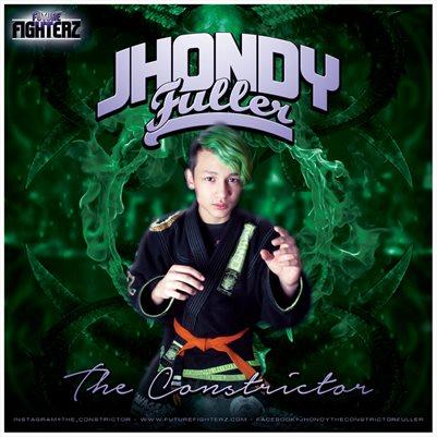 Jhondy Fuller Comp Card/Mini Poster 8x8
