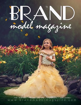 Brand Model Magazine  Issue #38 YELLOW