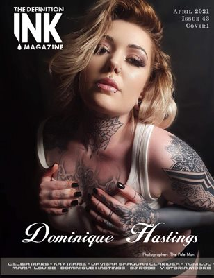 TDM: INK Dominique Hastings Issue 43 cover 2 April 2021