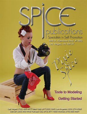 Spice Publications Vol I