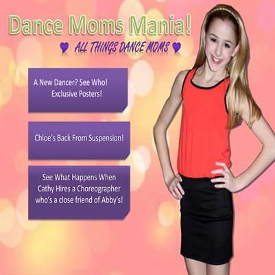Dance Moms Mania! Episode 14 Seson 3