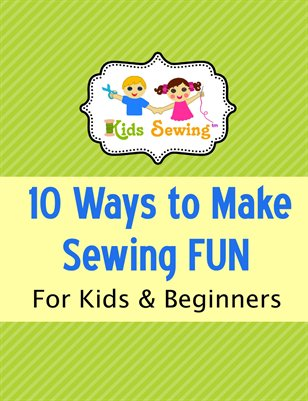 Bonus) 10 Ways to Make Sewing FUN
