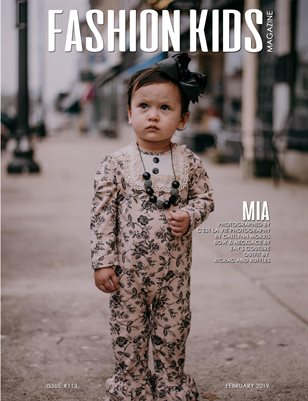 Fashion Kids Magazine | Issue #113