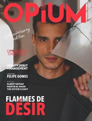 Opium Red 13 January Vol 10