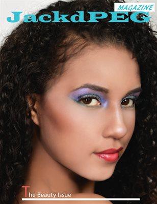Issue 4: Beauty (Jazmyn)