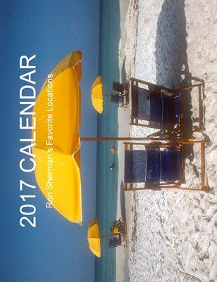 2017 Ron Sherman Calendar