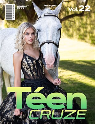 AUGUST 2020 Issue (Vol: 22) | TÉENCRUZE Magazine
