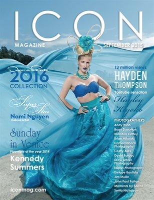 ICON MAG September 2015