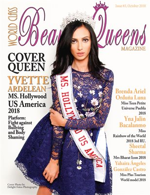 World Class Beauty Queens Magazine Issue 83