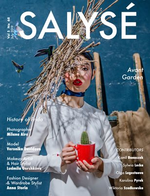 SALYSÉ Magazine | Vol 5 No 68 | JULY 2019 |