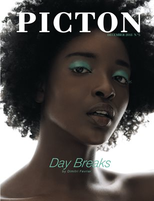 Picton Magazine December 2018 N5, Cover 1