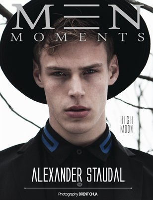 MEN MOMENTS ISSUE 8