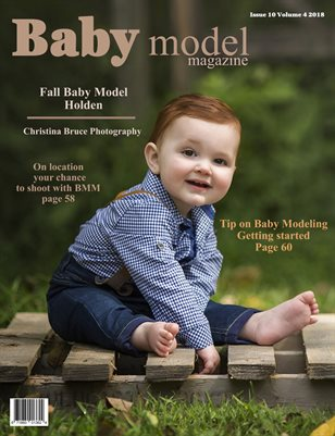 Baby Model magazine Issue 10 Volume 4 2018