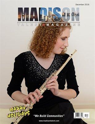Madison Talent Magazine December 2016 Edition