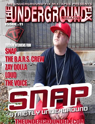 The Underground Fix Magazine Issue #11