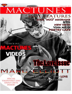 MACTUNES MAGAZINE, FEBRUARY 2012