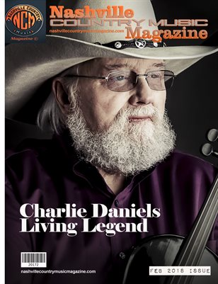 Nashville Country Music Magazine March 2018