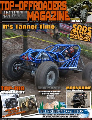 Top-offroaders April issue