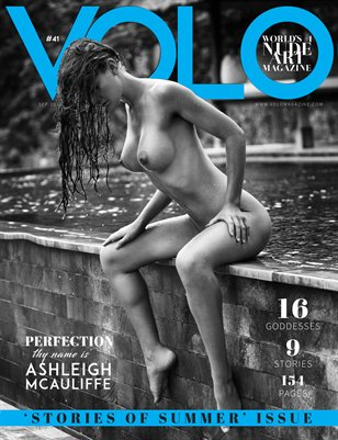 VOLO 41 - Stories of Summer Issue