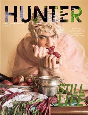 The HUNTER Magazine issue April 2021 vol.3