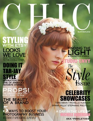 CHIC Magazine | Style Issue {Summer 2012}